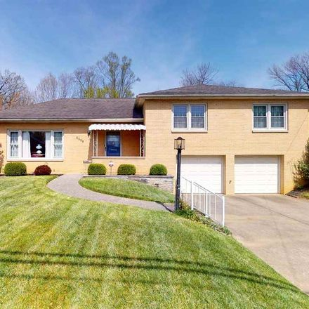 Rent this 3 bed house on 6068 E Pea Ridge Rd in Huntington, WV