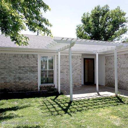 Rent this 4 bed apartment on Garwood Road in Amarillo, TX 79119