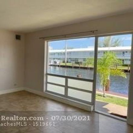 Rent this 2 bed condo on 2874 Northeast 33rd Court in Fort Lauderdale, FL 33306