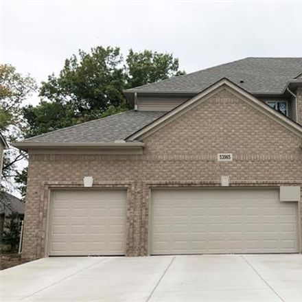 Rent this 4 bed house on 49209 Percheron Drive in Macomb Township, MI 48042