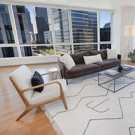 Rent this 3 bed condo on 200 Chambers Street in New York, NY 10007
