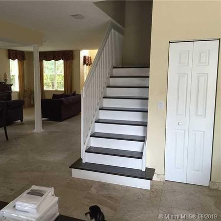 Rent this 5 bed house on 995 Northwest 168th Avenue in Pembroke Pines, FL 33028