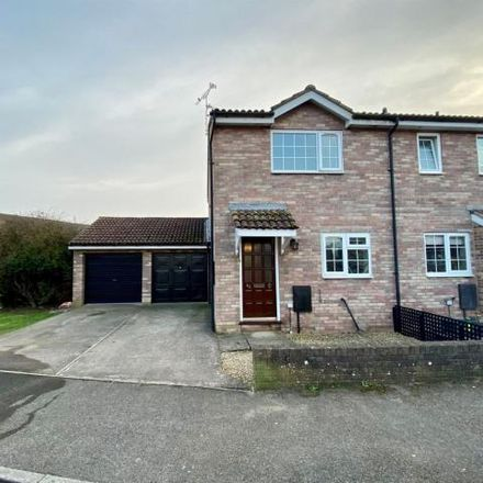 Rent this 2 bed house on Quarry Rise in Magor NP26 3JU, United Kingdom