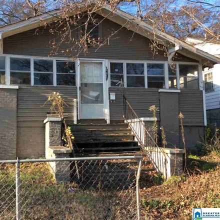 Rent this 3 bed house on 1836 47th Street in Birmingham, AL 35208