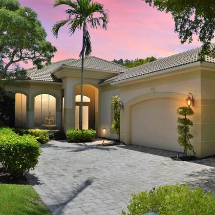 Rent this 3 bed house on 108 Island Cove Way in Palm Beach Gardens, FL 33418