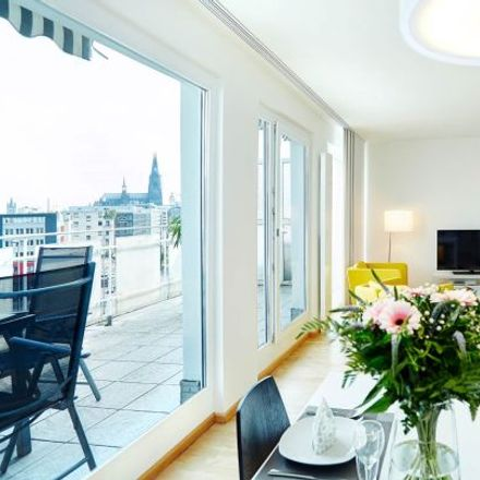Rent this 3 bed apartment on Ebertplatz 23 in 50668 Cologne, Germany