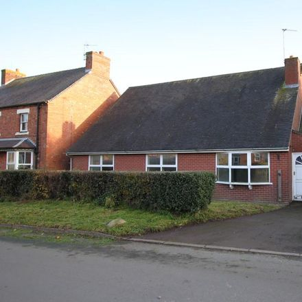 Rent this 2 bed house on Westcott Lane in Cheswardine TF9 2RZ, United Kingdom