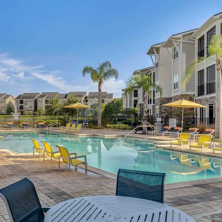 Rent this 2 bed apartment on 10101 Lee Vista Boulevard in Orlando, FL 32829