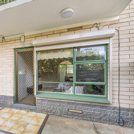 Rent this 1 bed apartment on 1/4 Torrens Avenue