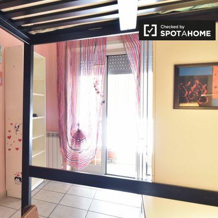 Rent this 3 bed room on Petrol Italia in Largo Nella Mortara, 00135 Rome RM
