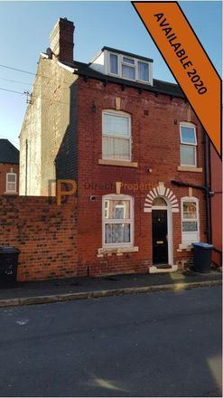 Rent this 2 bed house on Harold Terrace in Leeds LS6 1PG, United Kingdom
