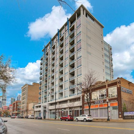 Rent this 2 bed condo on 1819 South Michigan Avenue in Chicago, IL 60616