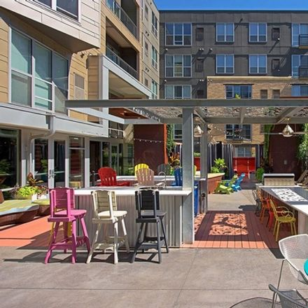 Rent this 1 bed apartment on Mill District City Apartments in 225 Portland Avenue South, Minneapolis