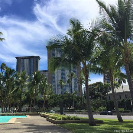 Rent this 2 bed condo on 801 South Street in Honolulu, HI 96813