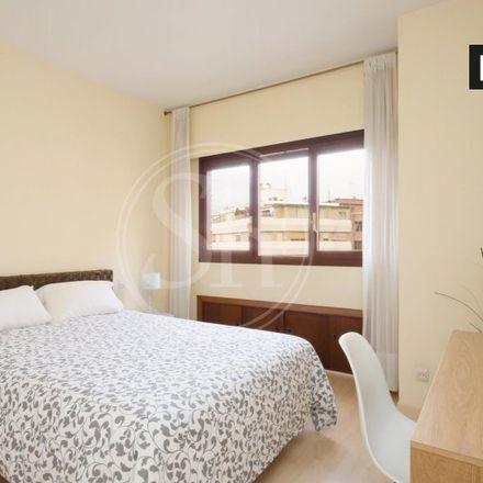 Rent this 1 bed apartment on Calle de la Infanta Mercedes in 92, 28001 Madrid