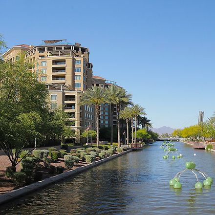 Rent this 1 bed apartment on The Saguaro in East 1st Avenue, Scottsdale