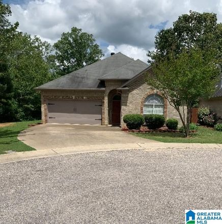 Rent this 3 bed house on 46 Springdale Drive in Gardendale, AL 35071