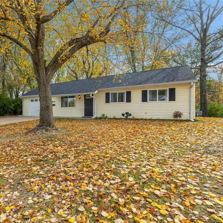 Rent this 3 bed house on 514 Eggering Drive in O'Fallon, MO 63366