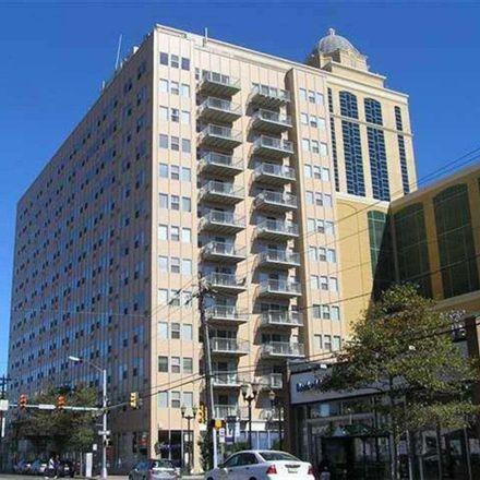 Rent this 1 bed condo on 2834 Atlantic Avenue in Atlantic City, NJ 08401