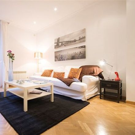 Rent this 3 bed apartment on Calle de las Huertas in 28001 Madrid, Spain