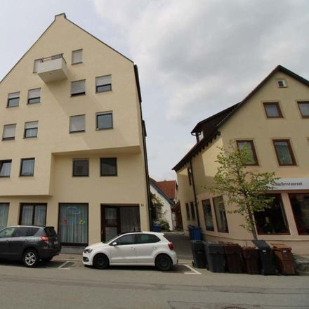Rent this 1 bed apartment on ARGE Zollernalbkreis in Zieglerstraße 7, 72458 Albstadt