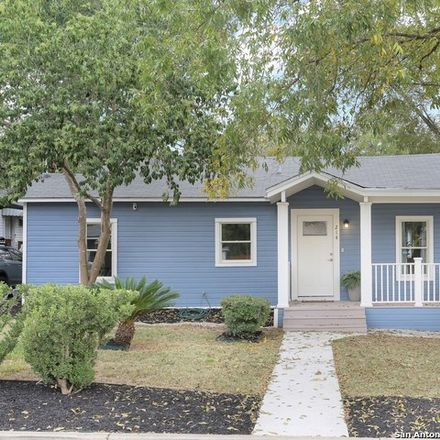 Rent this 3 bed house on 214 Nelson Avenue in San Antonio, TX 78210