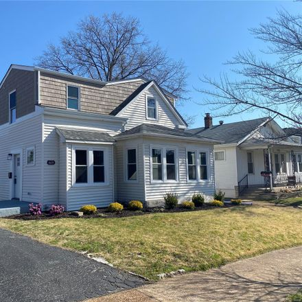 Rent this 4 bed house on 6621 Marquette Avenue in City of Saint Louis, MO 63139