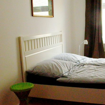 Rent this 1 bed apartment on S-Bahn Gleichrichterunterwerk Neukölln in Saalestraße, 12055 Rixdorf
