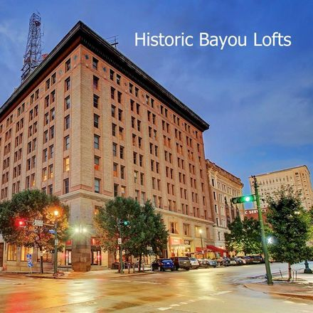 Rent this 1 bed loft on 915 Franklin Street in Houston, TX 77002