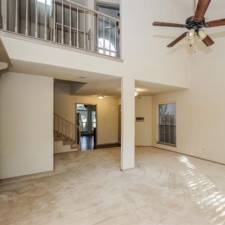 Rent this 3 bed house on 1396 Chinaberry Drive in Lewisville, TX 75077