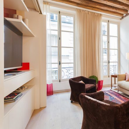 Rent this 2 bed apartment on 1 Rue de Bourbon le Château in 75006 Paris, France
