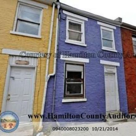 Rent this 2 bed house on Over the Rhine Community Center in Republic Street, Cincinnati