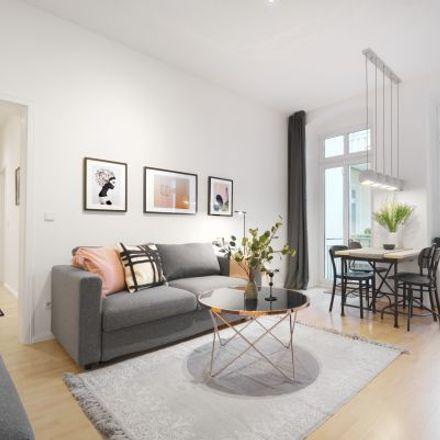Rent this 3 bed apartment on Angelika Wenzel in Rhinower Straße, 10437 Berlin