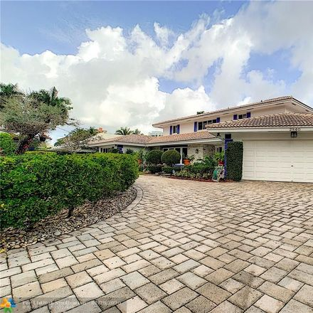 Rent this 5 bed house on 2840 Northeast 35th Court in Fort Lauderdale, FL 33308
