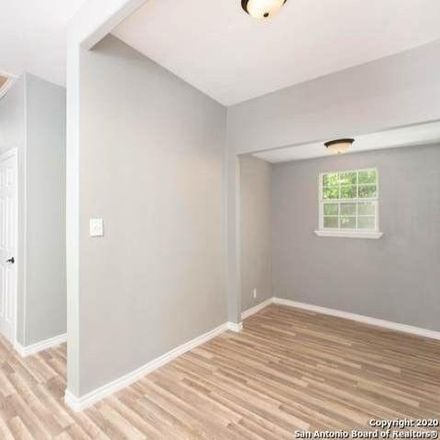 Rent this 3 bed house on 1449 Montana Street in San Antonio, TX 78203