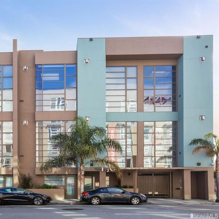 Rent this 1 bed loft on San Francisco in West SoMa, CA