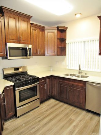 Rent this 3 bed condo on 242 South Redwood Avenue in Brea, CA 92821