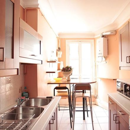 Rent this 1 bed apartment on 104 Rue de Saussure in 75017 Paris, France