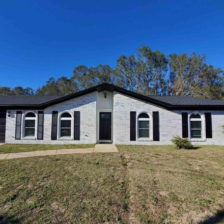 Rent this 3 bed house on 6922 Falcon Ln in Pensacola, FL