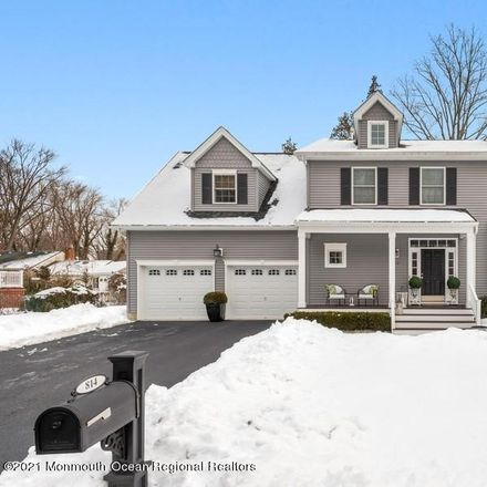 Rent this 4 bed house on 814 Arthur Dr in Red Bank, NJ
