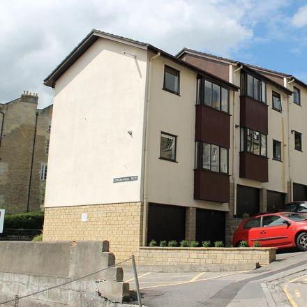 Rent this 0 bed apartment on Coromandel Heights in Camden Row, Bath BA1 5LB