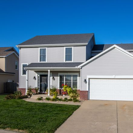 Rent this 5 bed house on Bloomington in Hershey Grove, IL