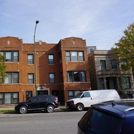 Rent this 2 bed condo on 2429-2431 North California Avenue in Chicago, IL 60625