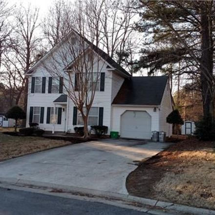 Rent this 3 bed house on 3824 Broadgate Drive in Glenwood Farms, VA 23223