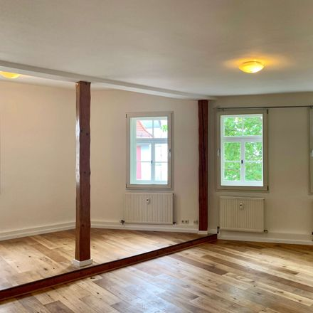 Rent this 2 bed apartment on Weimar in Altstadt, THURINGIA