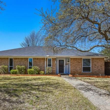 Rent this 4 bed house on 1908 Sierra Drive in Lewisville, TX 75077
