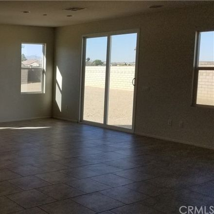 Rent this 3 bed house on 14260 Pampas Court in Victorville, CA 92394