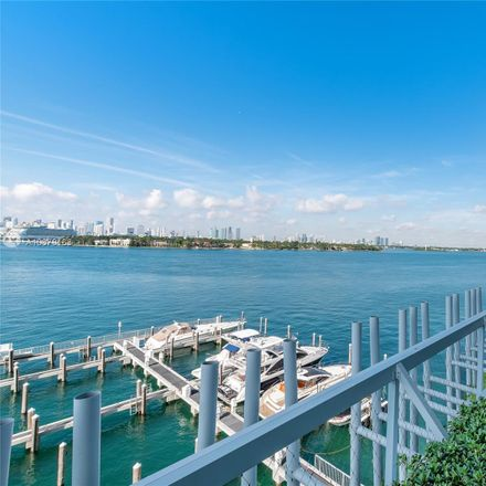 Rent this 1 bed condo on Bentley Bay North Tower in 520 West Avenue, Miami Beach
