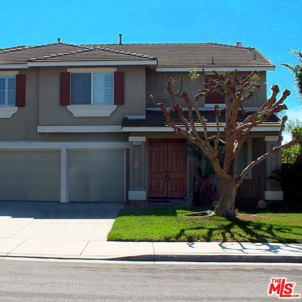 Rent this 4 bed loft on 12853 Jersey St in Corona, CA