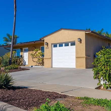 Rent this 3 bed house on 3122 Idlewild Way in San Diego, CA 92117